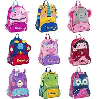 7b7476fb12f5 Stephen Joseph Personalised Children's Boys Backpacks | Personalised ...
