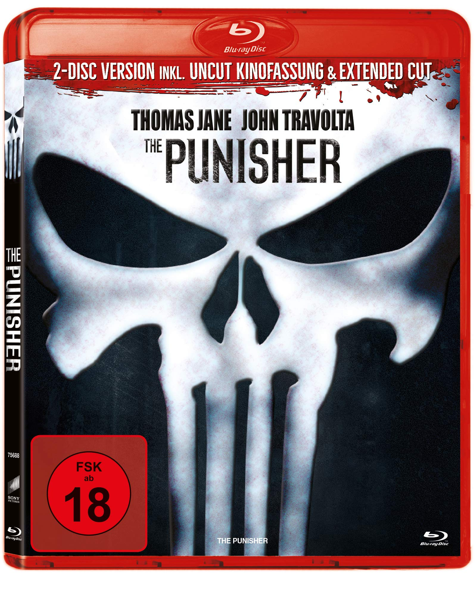 Каратель / The Punisher [Extended Cut]