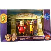 GRV Kreations Motu Patlu Toy Figures