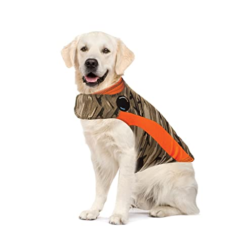 Amazon Thundershirt Polo Dog Anxiety Jacket Camo X Large