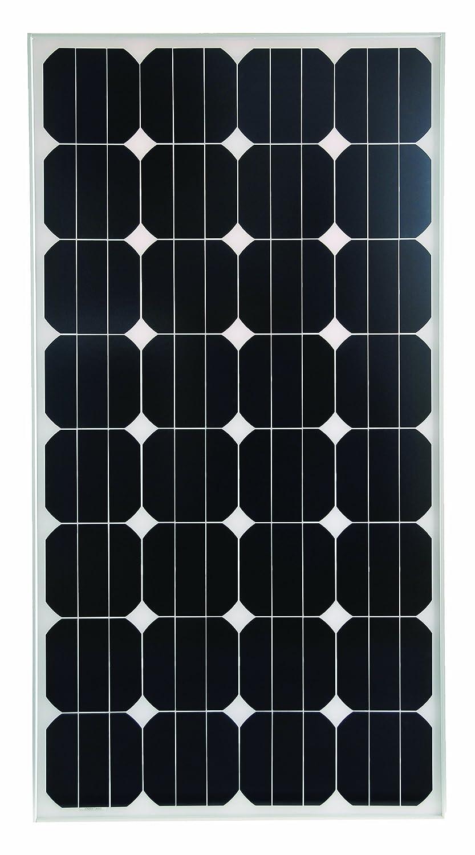 Hocheffiziente Solarzellen Cleversolar 811028SM, 85 W