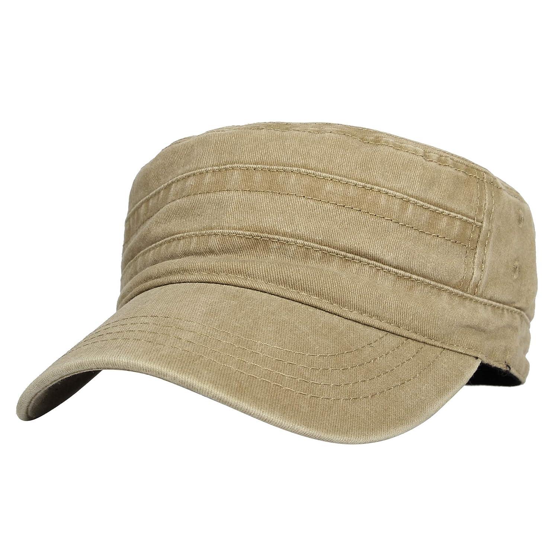 WIM US Estilo del ejército Gorras de béisbol Camuflaje Vintage ...