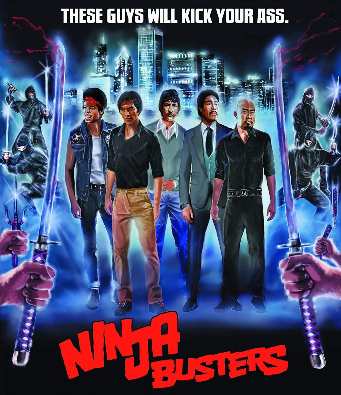 Amazon.com: Ninja Busters [Blu-ray]: Eric Lee, Sid Campbell ...