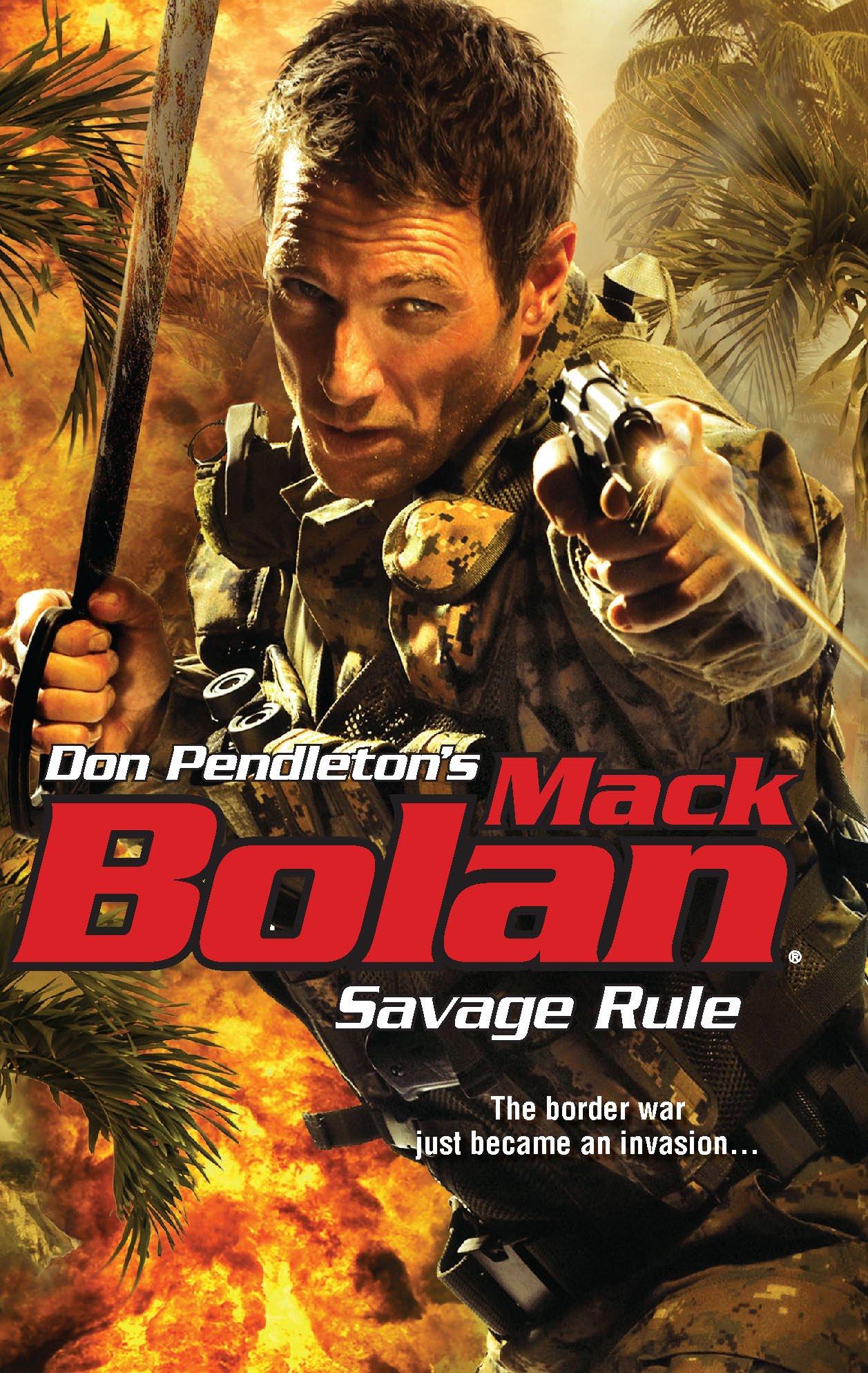 Amazon.com: Savage Rule (Mack Bolan) (9780373615421): Don Pendleton: Books