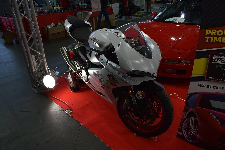 Ducati Panigale 959 2016-2018 Silmotor Exhaust Slipon Silencer Inox GP3 New
