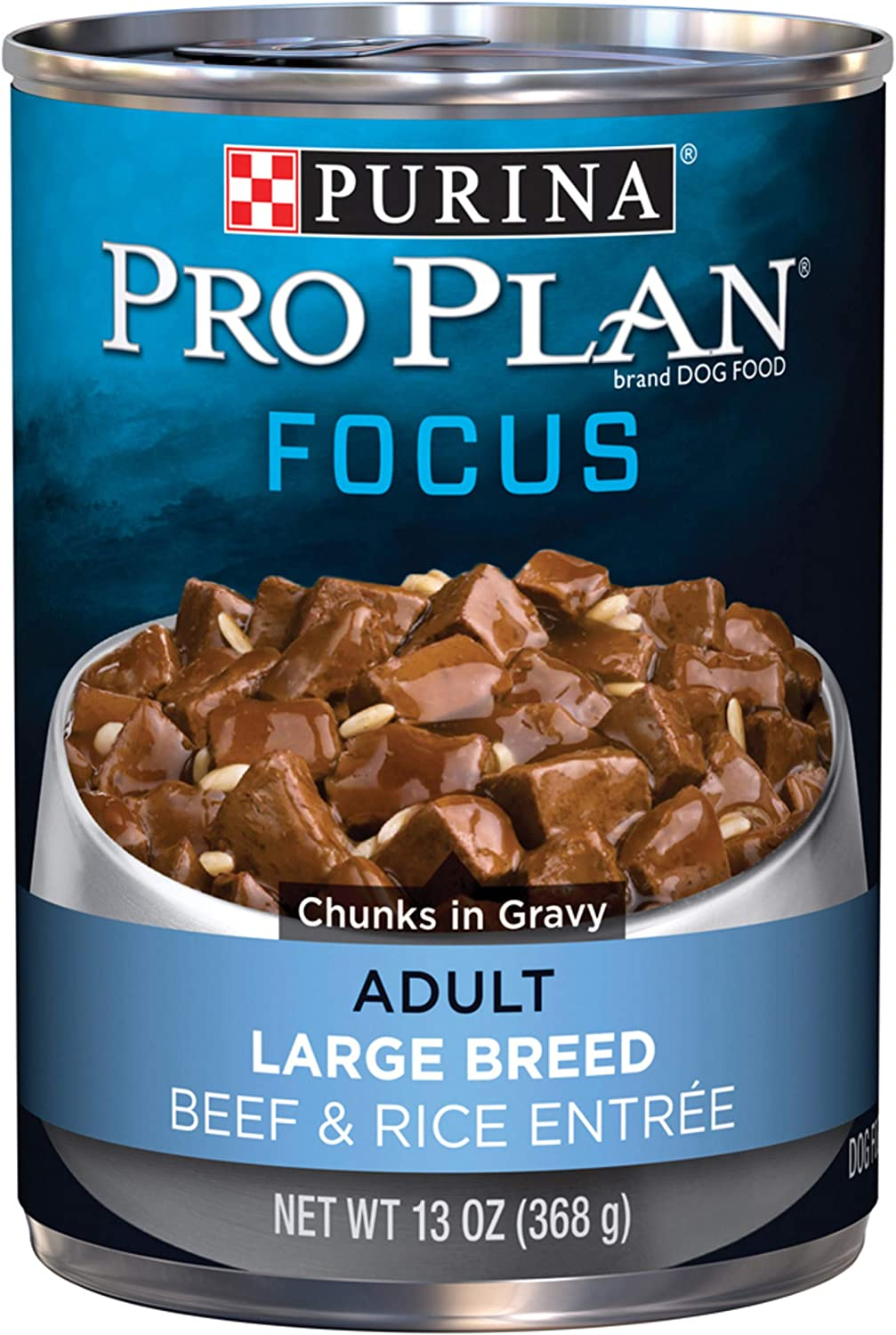 Best Canned Dog Food >> Purina Pro Plan Large Breed Adult Dry Dog Food Wet Dog Food