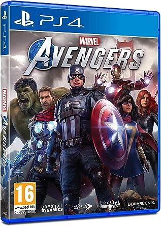 Marvels Avengers - Playstation 4 (Edición Exclusiva Amazon): Amazon.es: Videojuegos