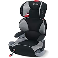 Graco TurboBooster LX Highback Booster Seat with Latch System, Matrix