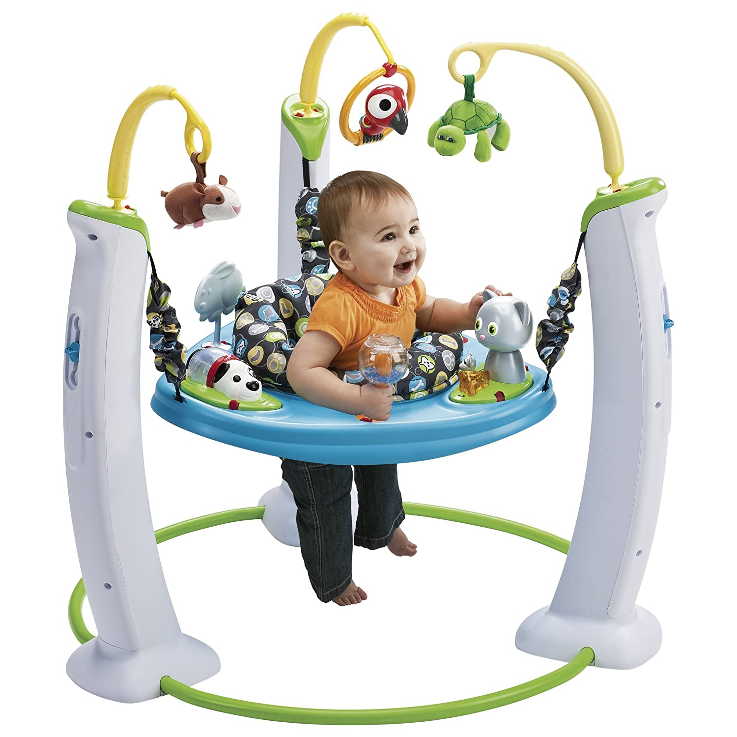 Evenflo Exersaucer Jump And Learn Activity Centre My First Pet