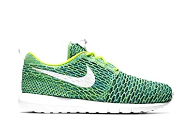 competitive price 3394c 8b6ed Amazon.com | NIKE Roshe Flyknit NM 842958-700 Men's Running Shoes ...