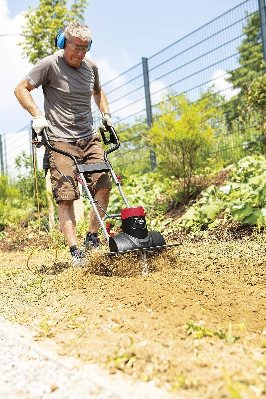 SCHEPPACH Motobineuse électrique 1500W 6 fraises 45cm: Amazon.es ...