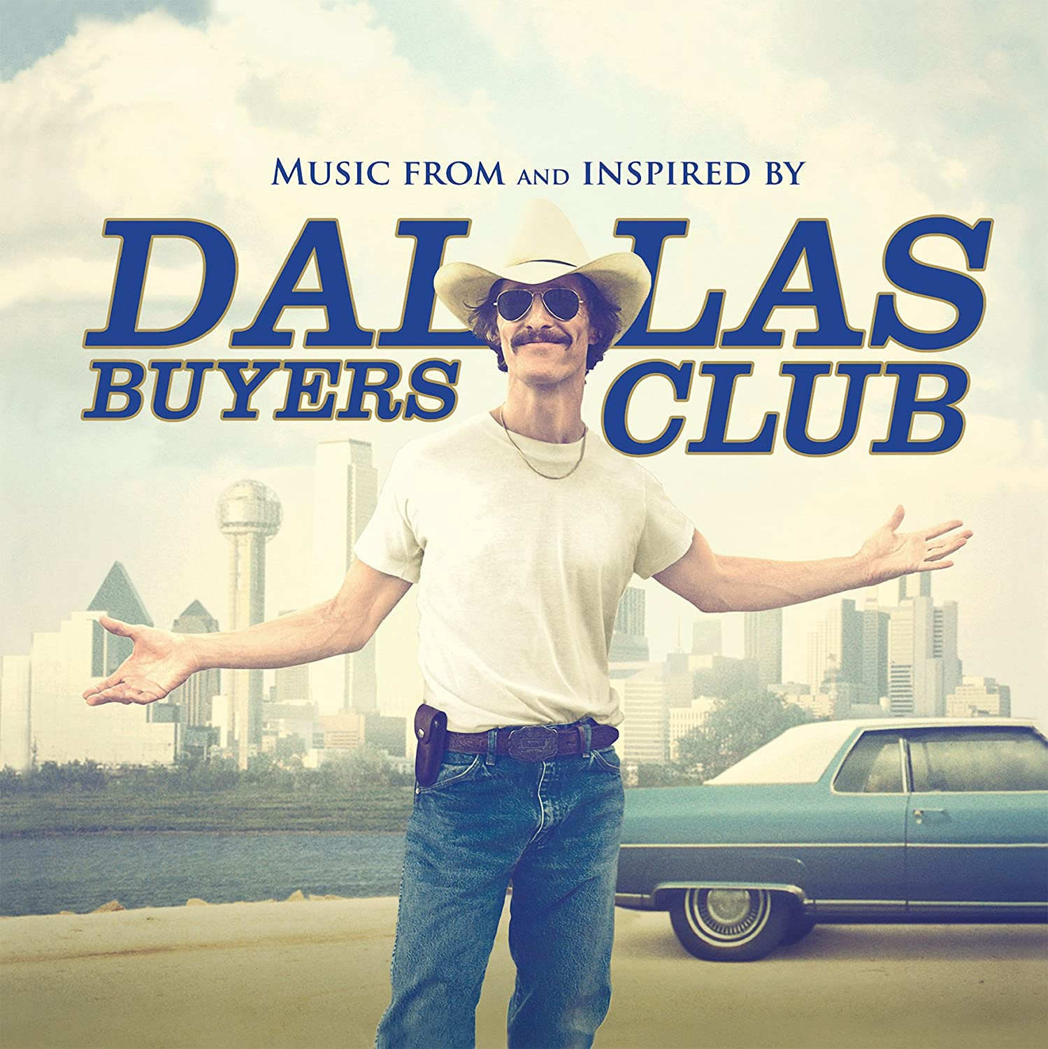 Dallas Buyers Club (Music From and Inspired by the Motion Picture) [Vinilo]