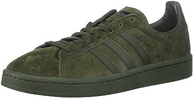 huge selection of fe527 ebbf9 adidas Originals Men s Campus Sneaker Night Cargo Black, 5 ...