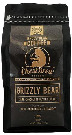 Cafetera de cerveza completa de Chestbrew. Grizzly Bear ...
