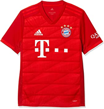 adidas FCB H JSY Jersey (Manches Courtes) Homme