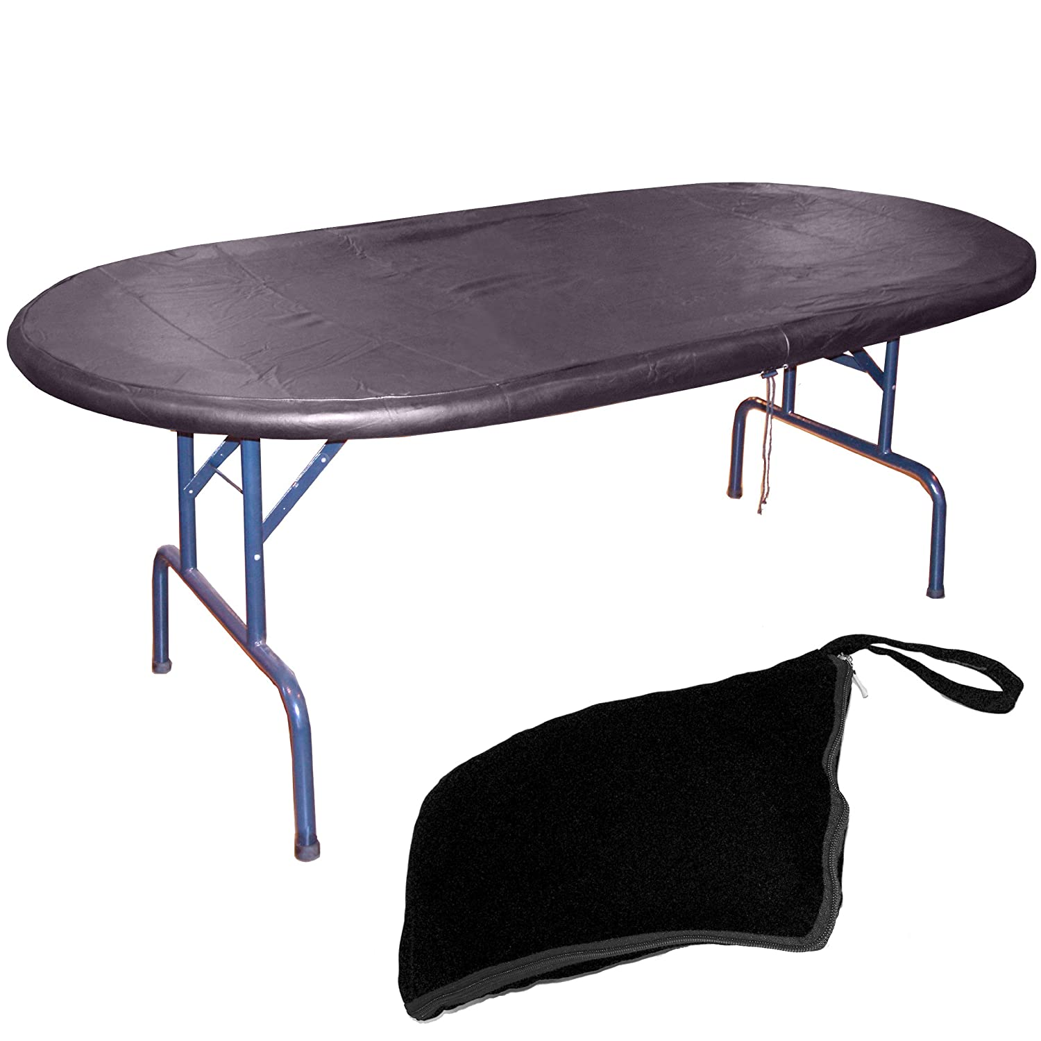 Lovely Amazon.com : Trademark 84 X 44 Holdu0027em Poker Table Cover (Black) : Poker  Table Top : Sports U0026 Outdoors