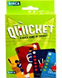 BINCA Qwicket Card Game