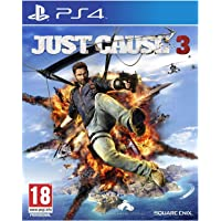 Just Cause 3 By Square Enix By Square Enix Region 2 - Playstation 4