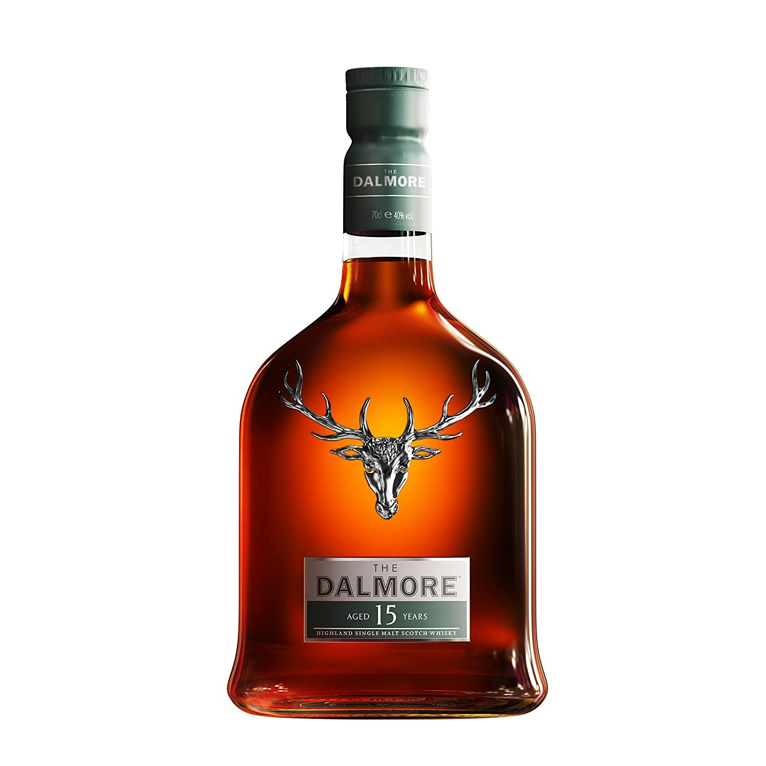The Dalmore 15Y - Whisky de Malta Escocés - 700 ml: Amazon.es: Alimentación y bebidas