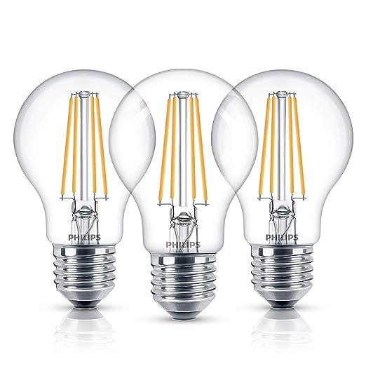 Philips LED classic Lampe ersetzt 60W warmweiß E27 Leuchtmittel Dimmbar NEU