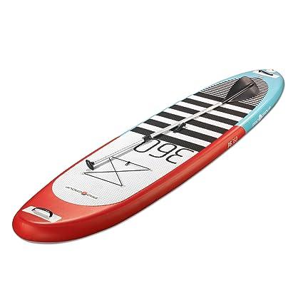 Amazon.com: Pro 6, P6 – 360, ISUP – Paddle Surf inflable ...