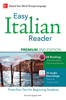 Ciao world languages kindle edition by carla larese riga irene easy italian reader premium 2nd edition a three part text for beginning students fandeluxe Images