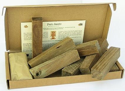500 G de madera de incienso Palo Santo fragante palos y ...