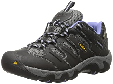 KEEN Koven WP Waterproof Hiking Sneakers Shoes Womens Size 7.5