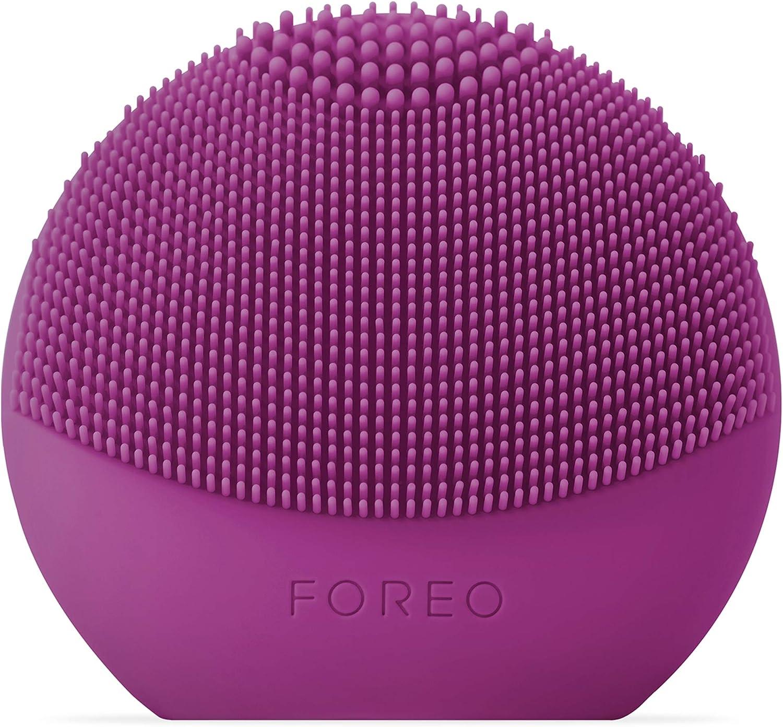 Foreo - Cepillo Inteligente De Limpieza Facial Luna Fofo Purple Foreo