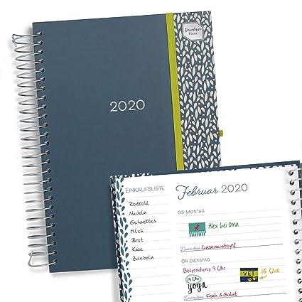 EN ALEMÁN) Boxclever Press Life Book agenda 2019-2020 de año ...