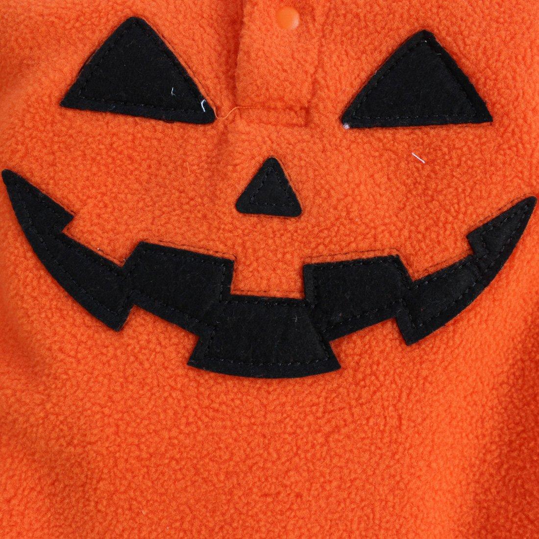 68 74 80 86 CHICTRY Unisex Baby Overall Mit Kapuze Winter Strampler Schneeanz/üge Halloween K/ürbis//Fledermaus Jumpsuit M/ädchen Jungen Kleidung Kost/üm Gr