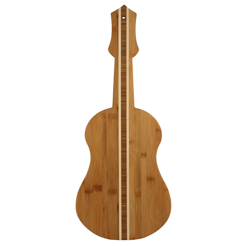 Totally Bamboo タツノオトシゴ カッティング & サービングボード ブラウン 20-7645 B001FOPU3W Ukulele Ukulele