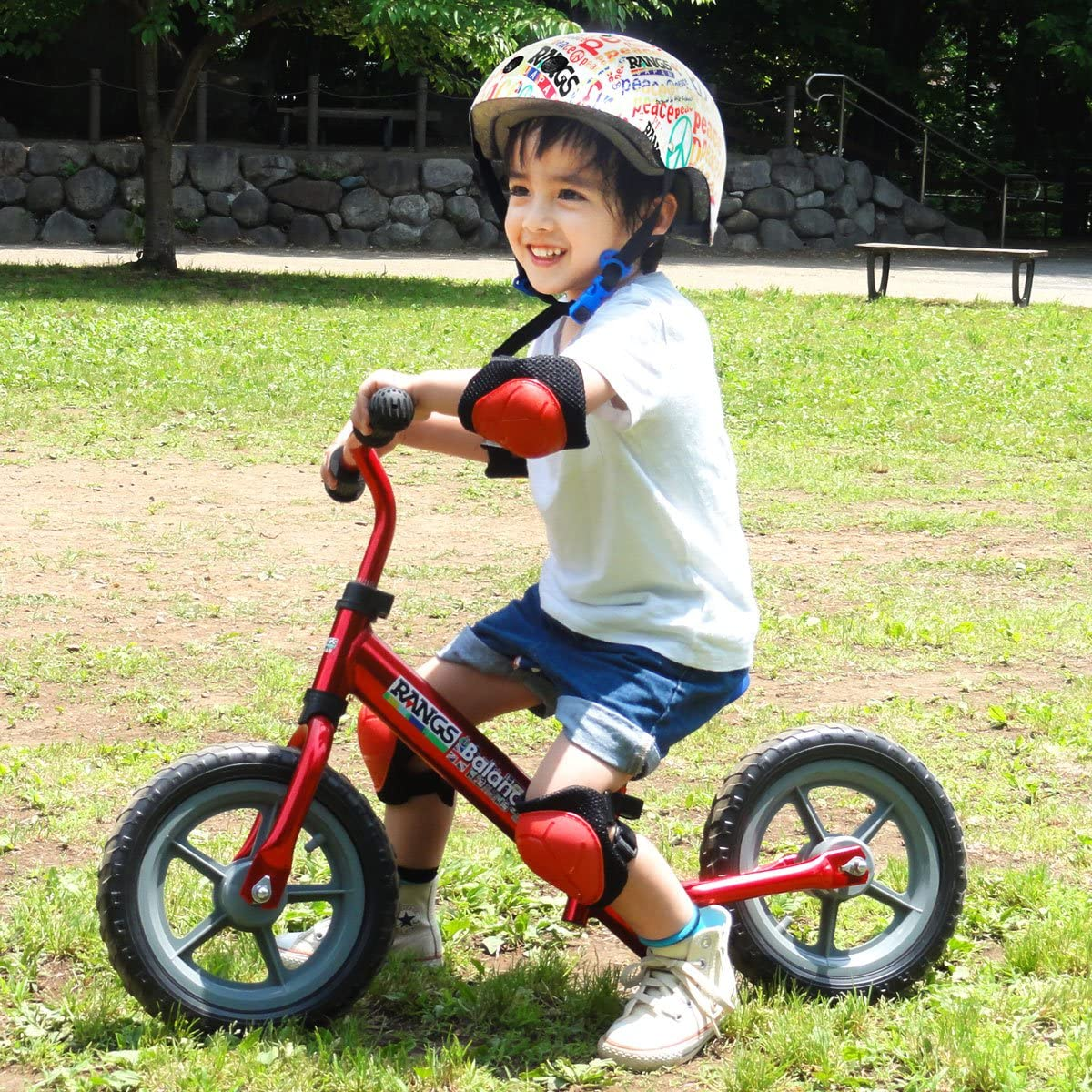 バランスバイク アルミボディ