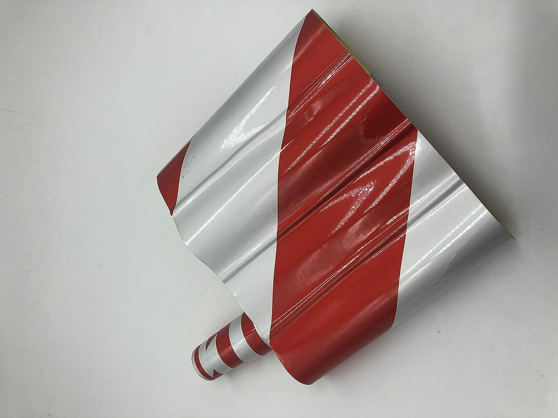BouBou Nastro di avvertenza a Strisce Nastro a Strisce Nastro di Segnalazione in Bianco e Nero da 20 cm * 3 M Non Adesivo Prezzi