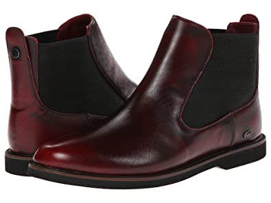 dbfba35eb8a20 Image Unavailable. Image not available for. Color  Lacoste Women s Thionna  3 Leather Boots Size 9