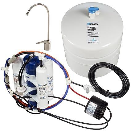 Home Master tmafc Artesian Full Contact Undersink filtro de agua de ósmosis inversa sistema