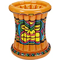 Beistle 50257 Inflatable Tiki Cooler, 22 by 25-Inch