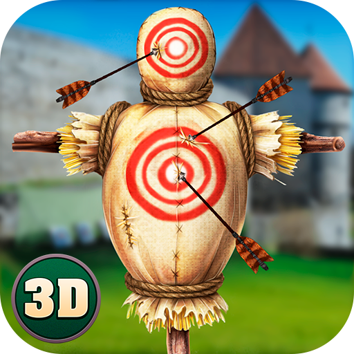 - Robin Hood Big Archery Conest: Medieval Target Shooting Simulator For Boys And Girls