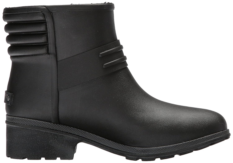 Sperry Top-Sider Women's Ariel Beck Rain Boot B01N0SYY26 6 B(M) US|Black