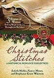 Christmas Stitches: A Historical Romance