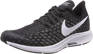 Nike Air Zoom Pegasus 35 (GS), Zapatillas de Running para Hombre, Multicolor (Black/White/Gunsmoke/Oil Grey 001), 38.5 EU: Amazon.es: Zapatos y complementos