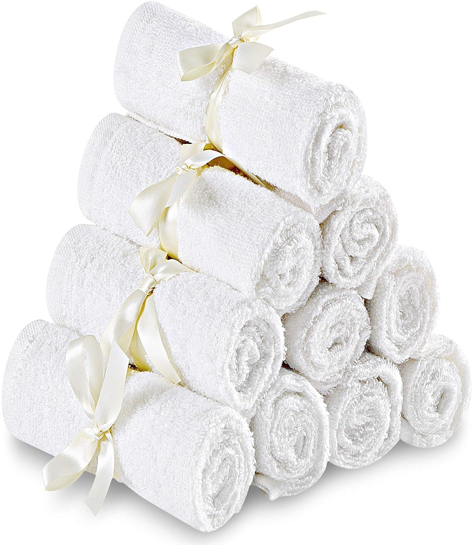 Toallas extra suaves y absorbentes