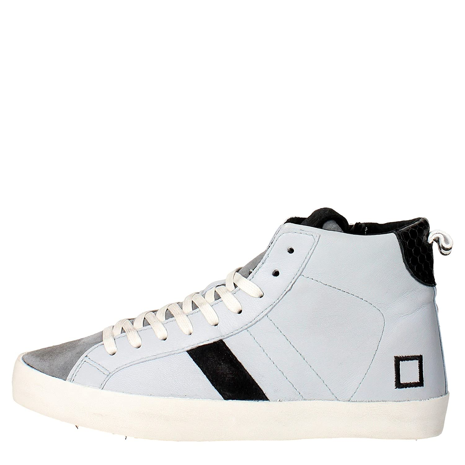 best loved fc98b f0588 D.a.t.e. HILL HIGH-45 Sneakers Man Grey 40: Amazon.co.uk ...
