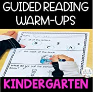 Kindergarten Guided Reading Warm Ups Volume 1