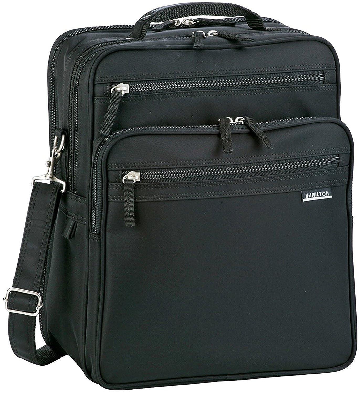 ショルダーバッグ 大容量 ビジネスバッグ 収納多い A4 2室式 通勤バッグ 軽量 メンズ 機能性 バッグ B07BJ4RD9X