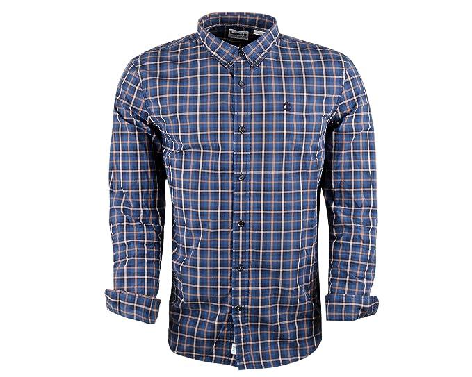 timberland camicia slim