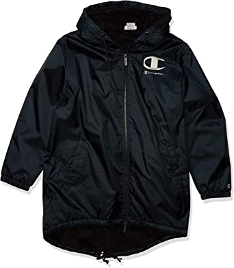 Champion Life Mens Sherpa Lined Stadium Jacket