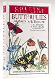 Field Guide to the Butterflies of Britain and Europe (Collins Field Guide)