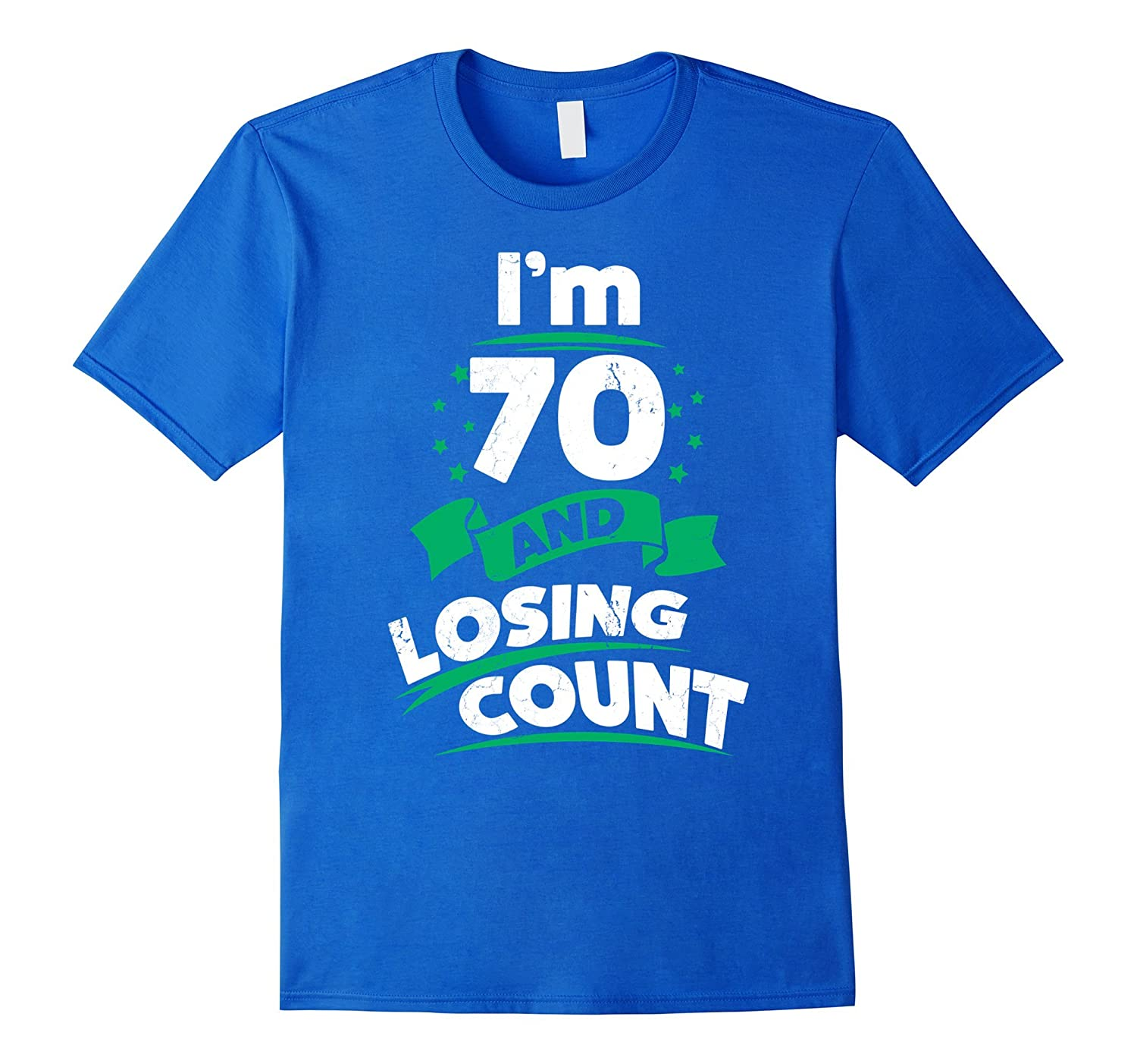 70th Birthday Gift Idea For Dad Funny 70 Years T Shirt