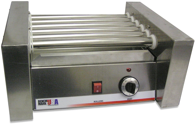 B003IHFAEI Benchmark 62010 10 Dog Roller Grill, 120V, 420W, 3.5A 811NsM2BNmoL._SL1500_